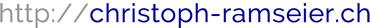 christoph-ramseier.ch Logo